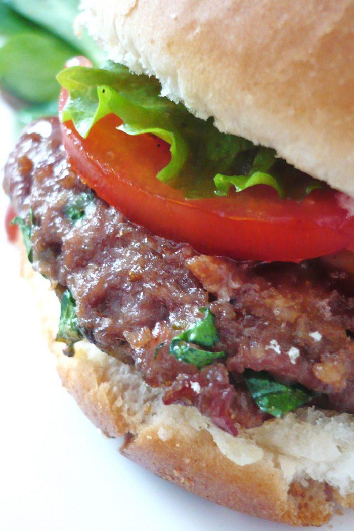 The big BAM! oder Der weltbeste Burger