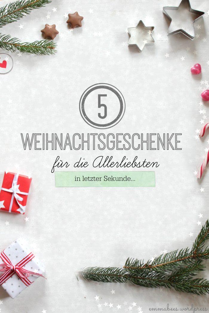 Dem Christkind über die Schulter geschaut – meine ganz besonderen Last-Minute-Weihnachtsgeschenke… Enhält Werbung/Partnerlinks
