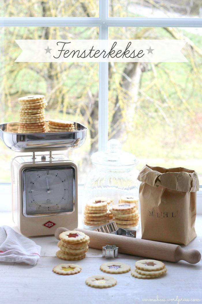Heute zeige ich Dir unsere Lieblinge aus der Weihnachtsbäckerei…