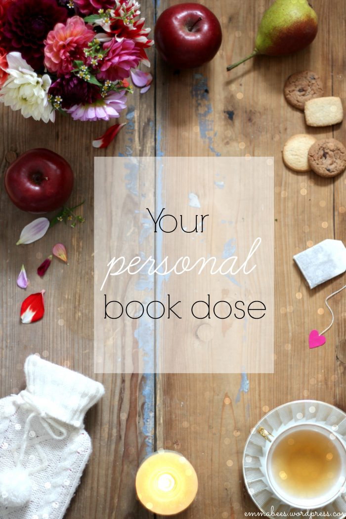 """Your personal book dose"" – die letzte Runde!"