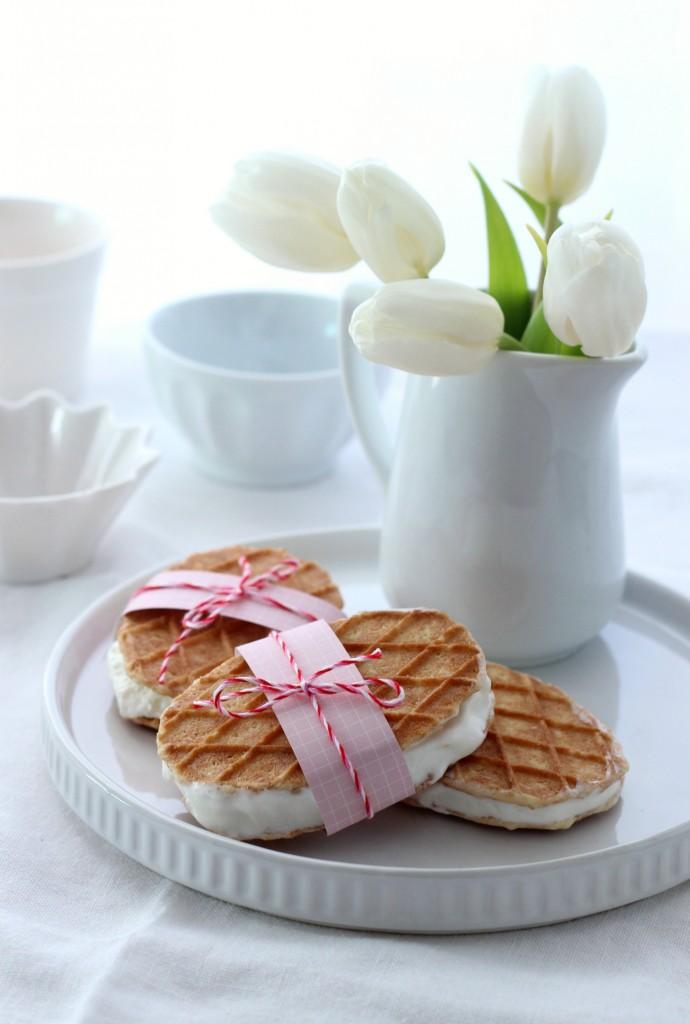 Cheesecake Eis selber machen ohne Eismaschine Rezept 2