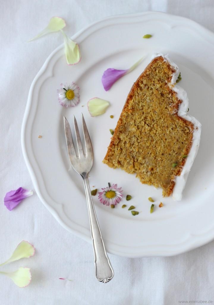 Rübli Kuchen Rezept