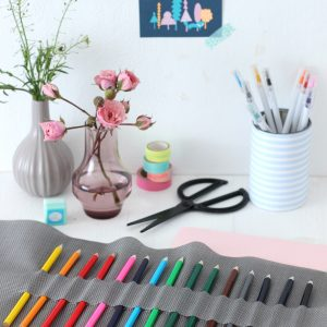 EmmaBee DIY Buntstift Utensilo