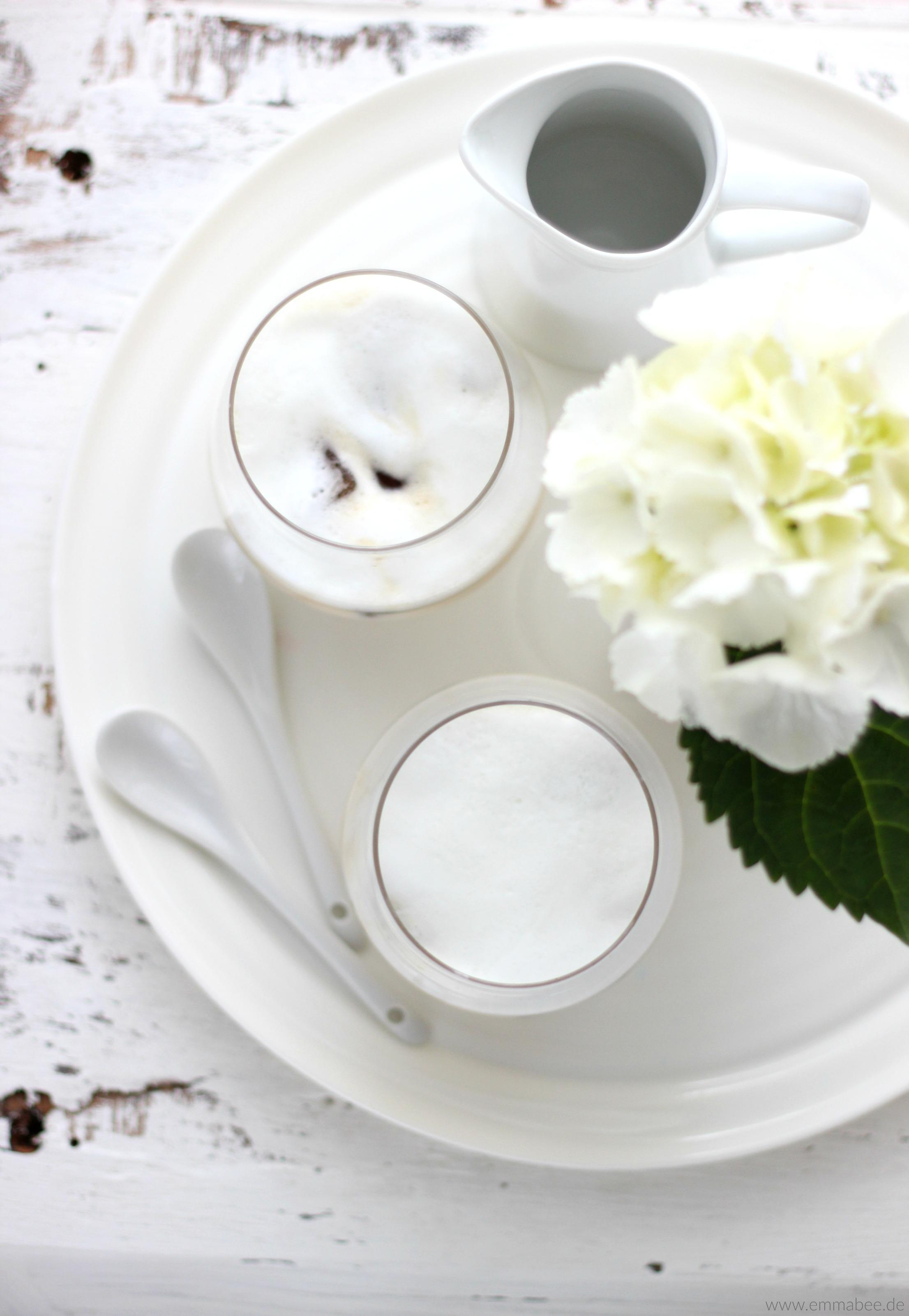 rezept total verknallt in diesen eiskaffee emma bee. Black Bedroom Furniture Sets. Home Design Ideas