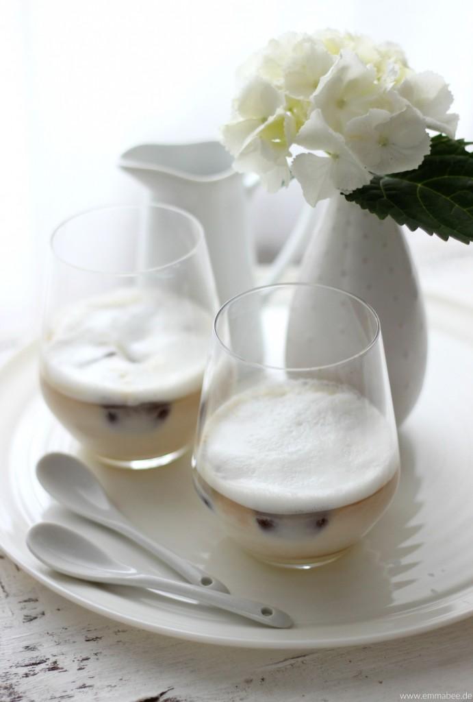 EmmaBee Rezept Eiskaffee