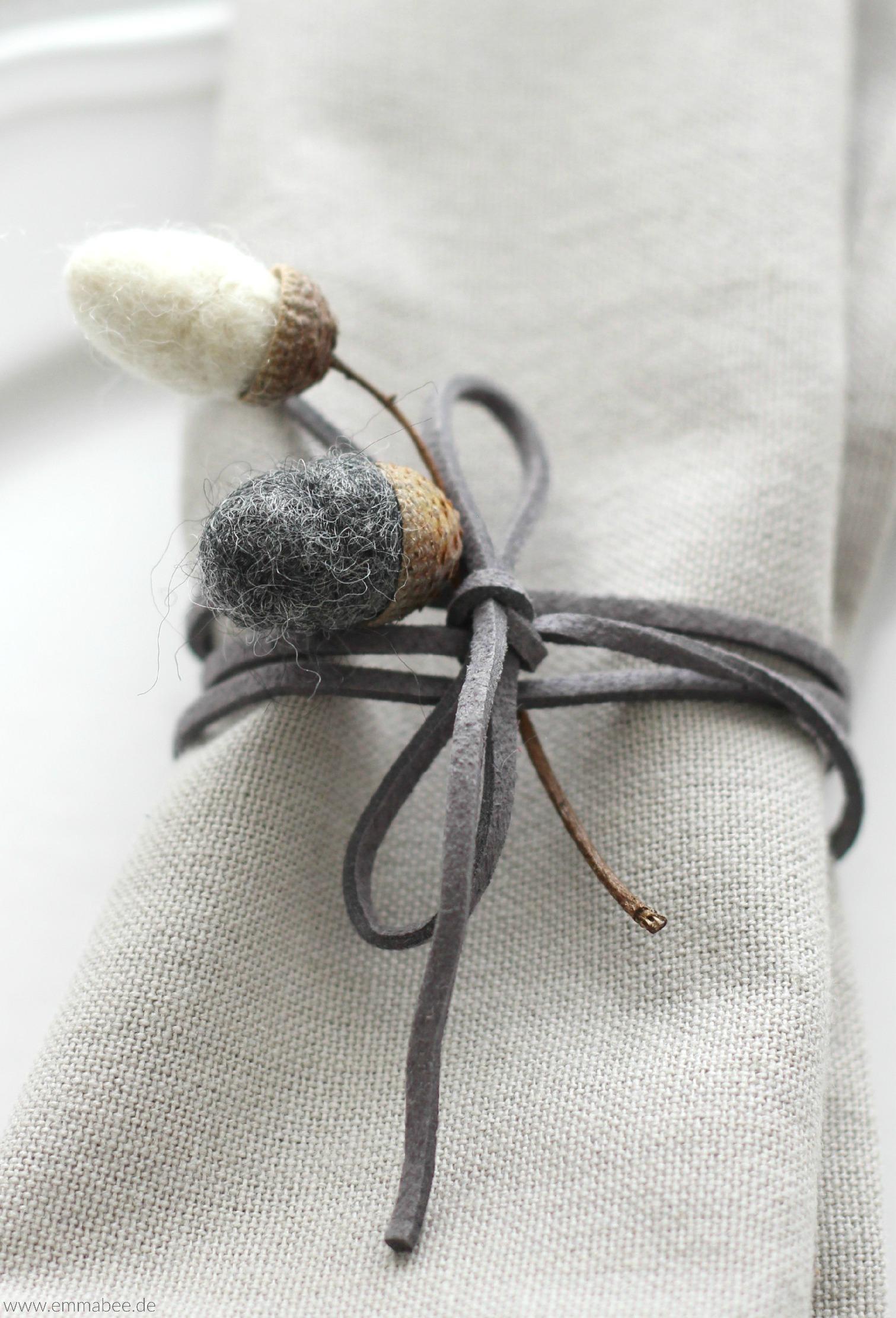 diy eine schnelle herbst deko zum selbermachen emma bee. Black Bedroom Furniture Sets. Home Design Ideas