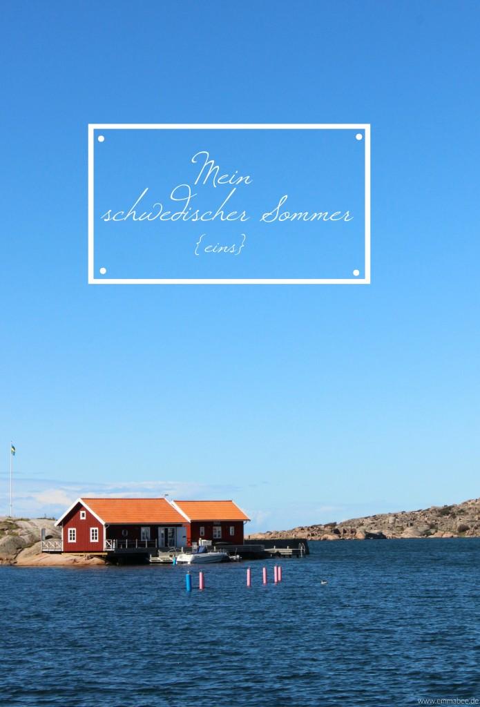 {Unterweg} Mein schwedischer Sommer – Teil Eins: Unterwegs in Westschweden
