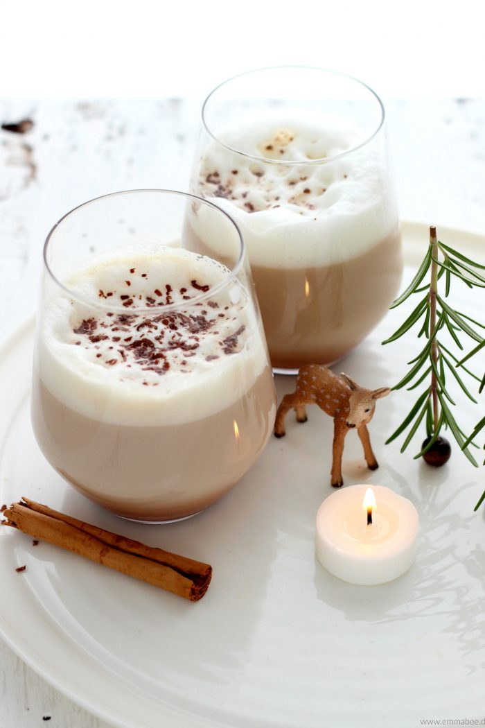 {Rezept} Und so verkürze ich mir das große Warten auf die Vorweihnachtszeit: mit einem leckeren Weihnachts-Cocktail enthält Werbung für Diageo*