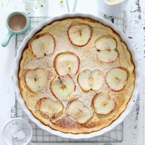 EmmaBee Rezept Ofenpfannkuchen