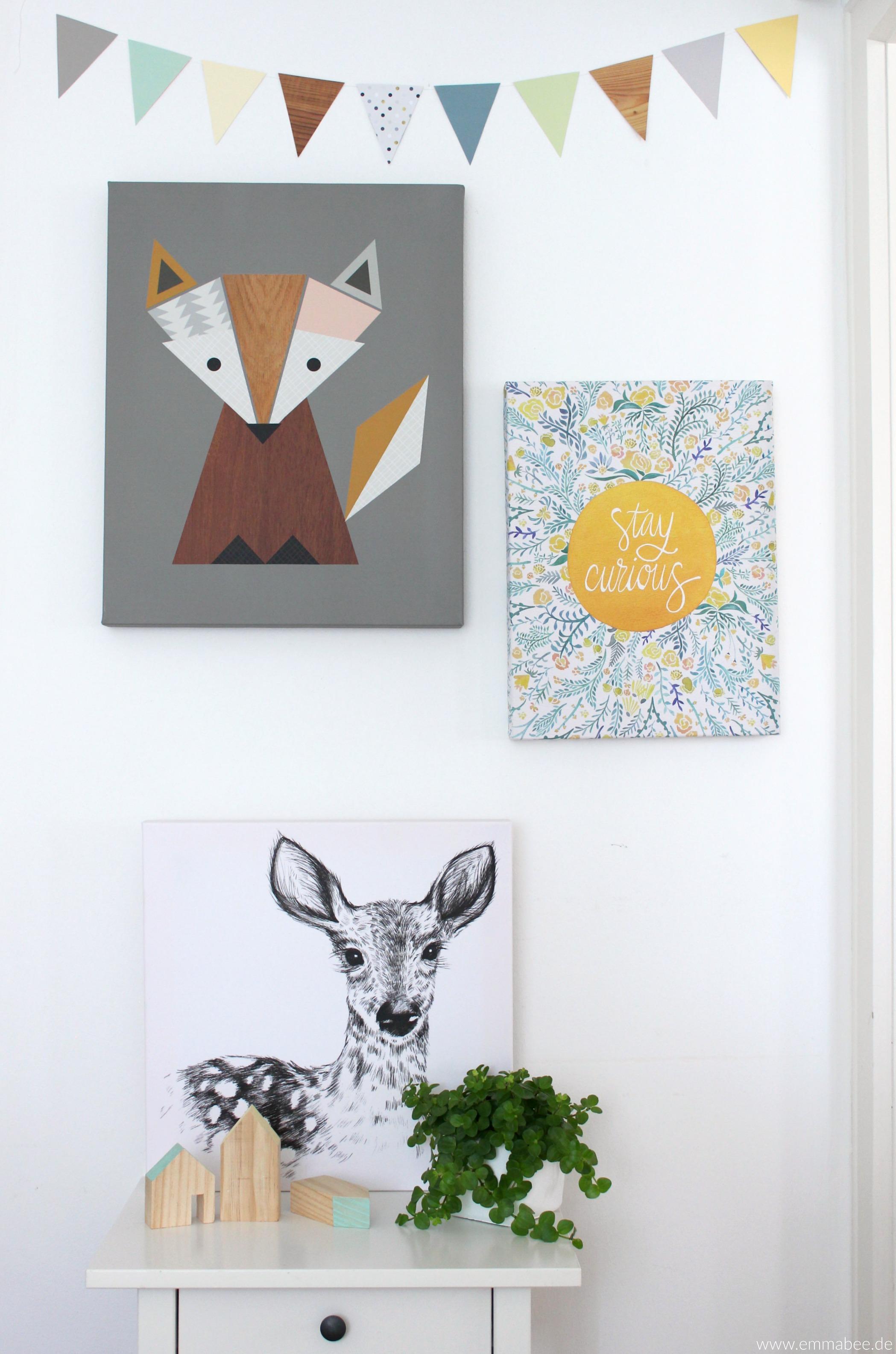leben meine 5 besten einrichtungs tipps f r ein sch nes kinderzimmer emma bee. Black Bedroom Furniture Sets. Home Design Ideas