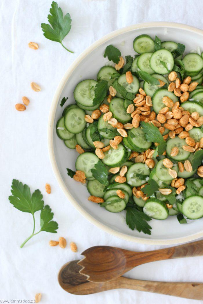 {Rezept} Meine 5 Lieblingsdinge im Juni: dieser 5 umwerfenden Sommersalate