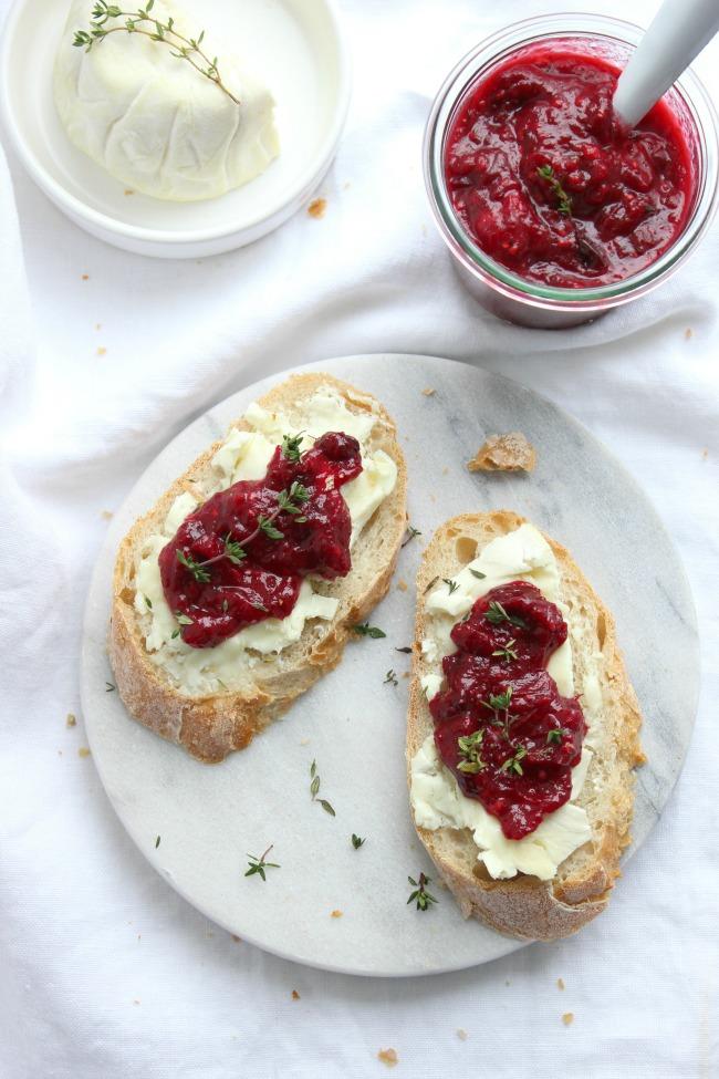 EmmaBee Rezept Cranberriesosse