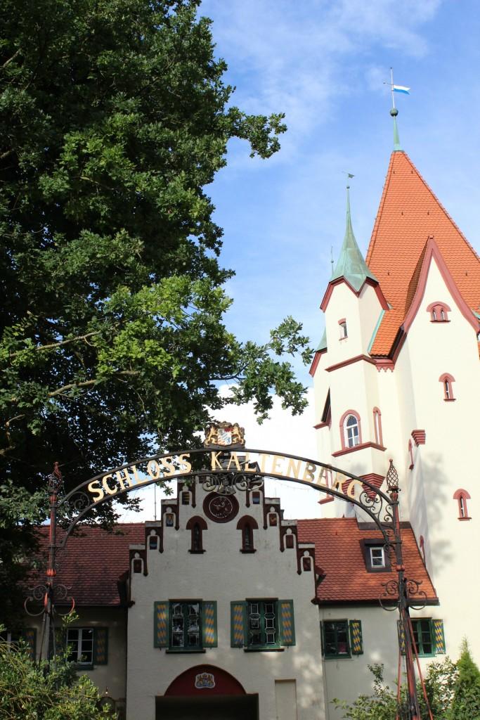 EmmaBee Unterwegs Kaltenberger Ritterturnier