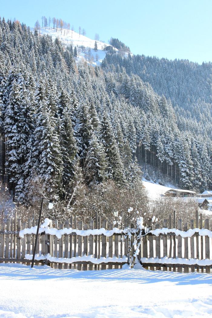 {Unterwegs} Wo wir den Winter gesucht und gefunden haben – ein Wochenende im Feriendorf Holzleb'n Pressereise: Enthält unbezahlte Werbung