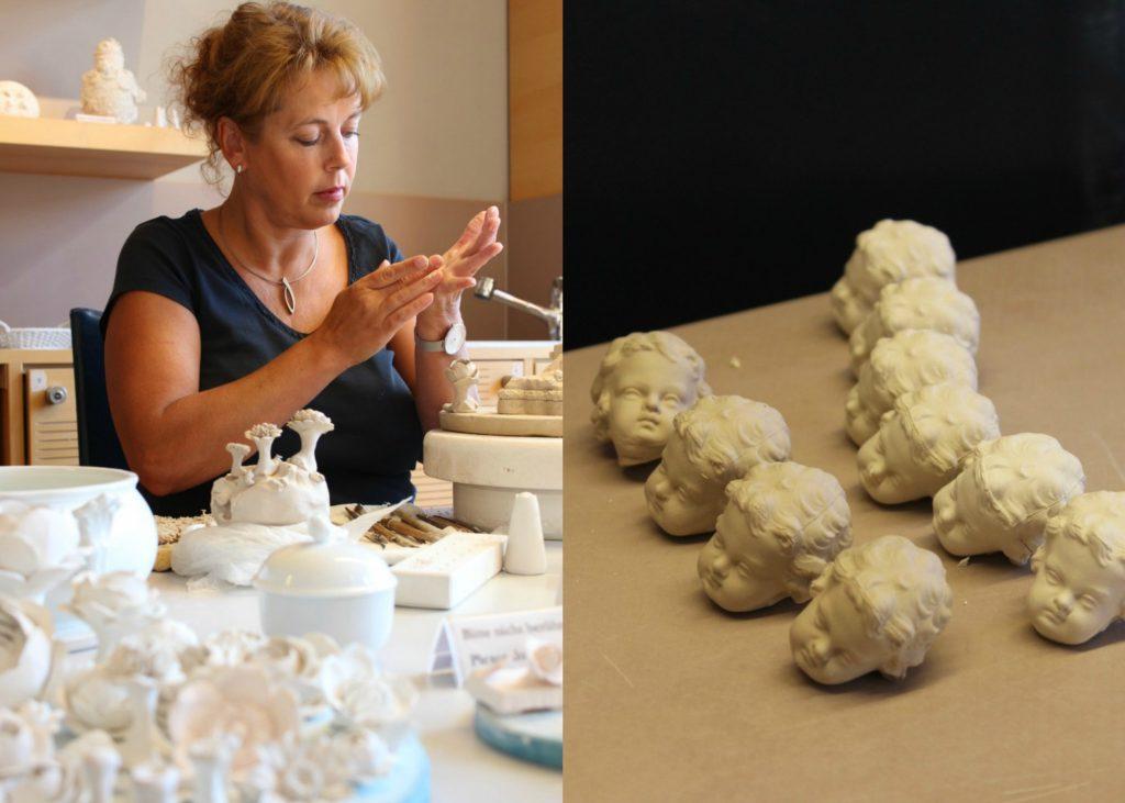 EmmaBee Unterwegs Porzellan-Manufaktur MEISSEN