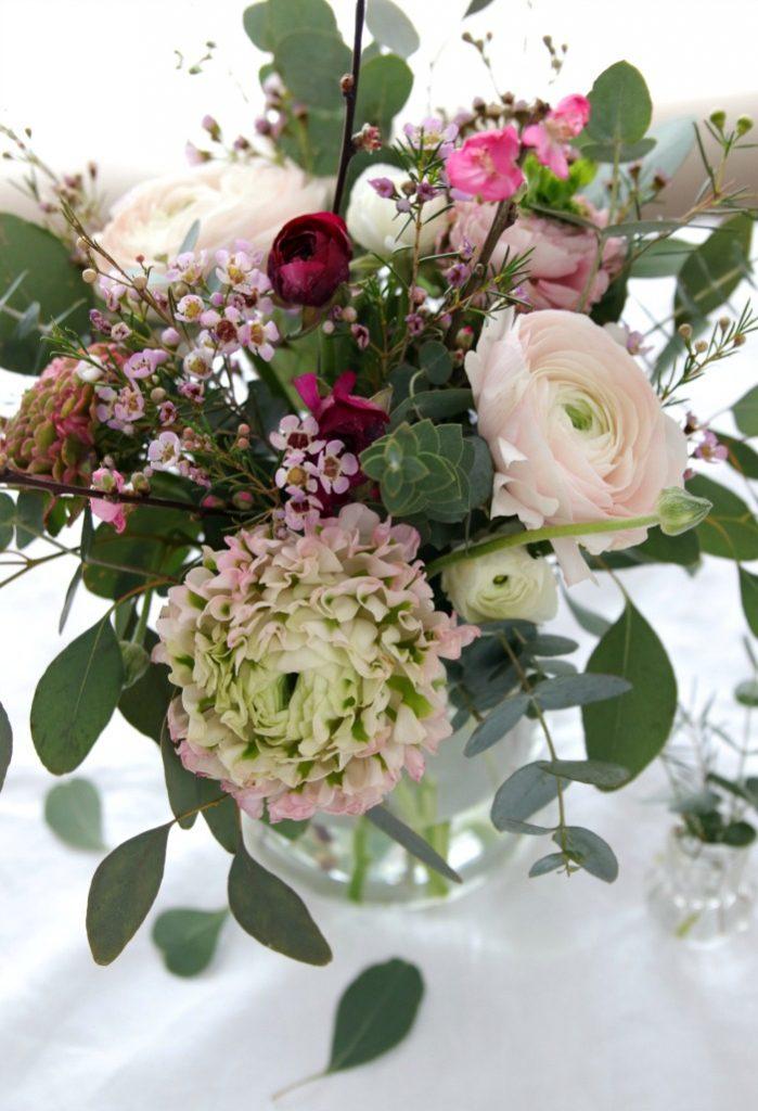 EmmaBee DIY Ich-bin-wieder-da-Blumenstrauss Frühlingsblumen Blumigo