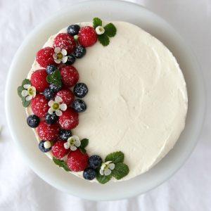 EmmaBee Rezept No-Bake-Cheesecake