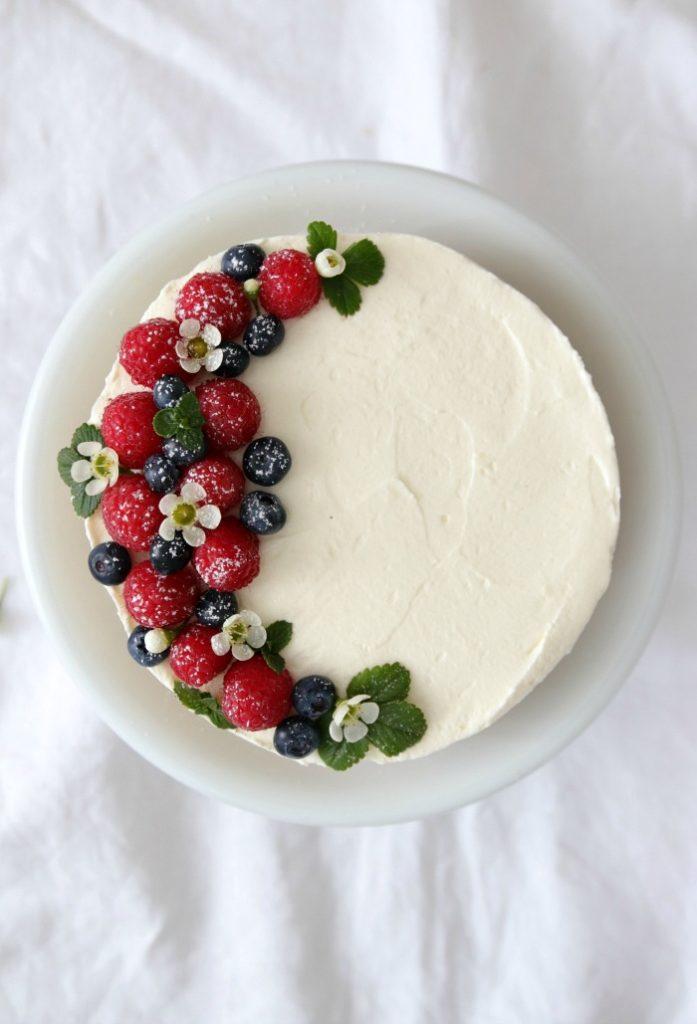 EmmaBee Rezept No-Bake Cheesecake