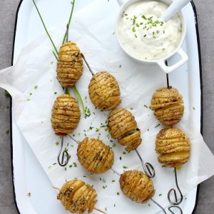 EmmaBee Rezept Ofenkartoffel-Spieße