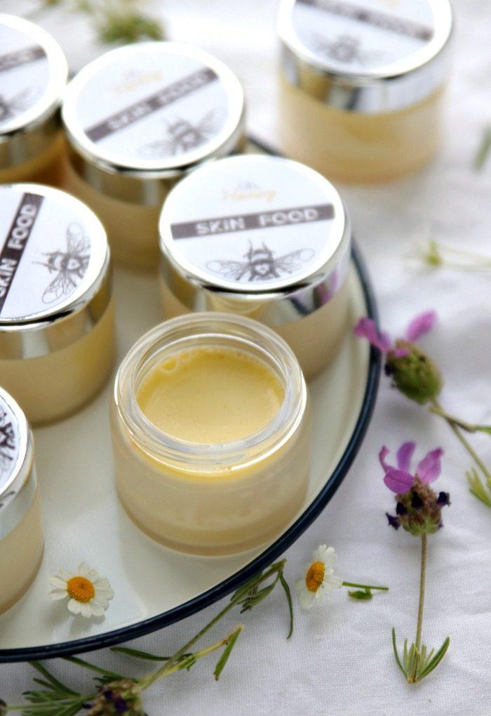 {DIY} Das perfekte Skin Food: Bienenwachsbalsam selbst herstellen Enthält unbezahlte Werbung und Affiliate Links