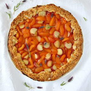 EmmaBee Rezept Aprikosen-Tarte