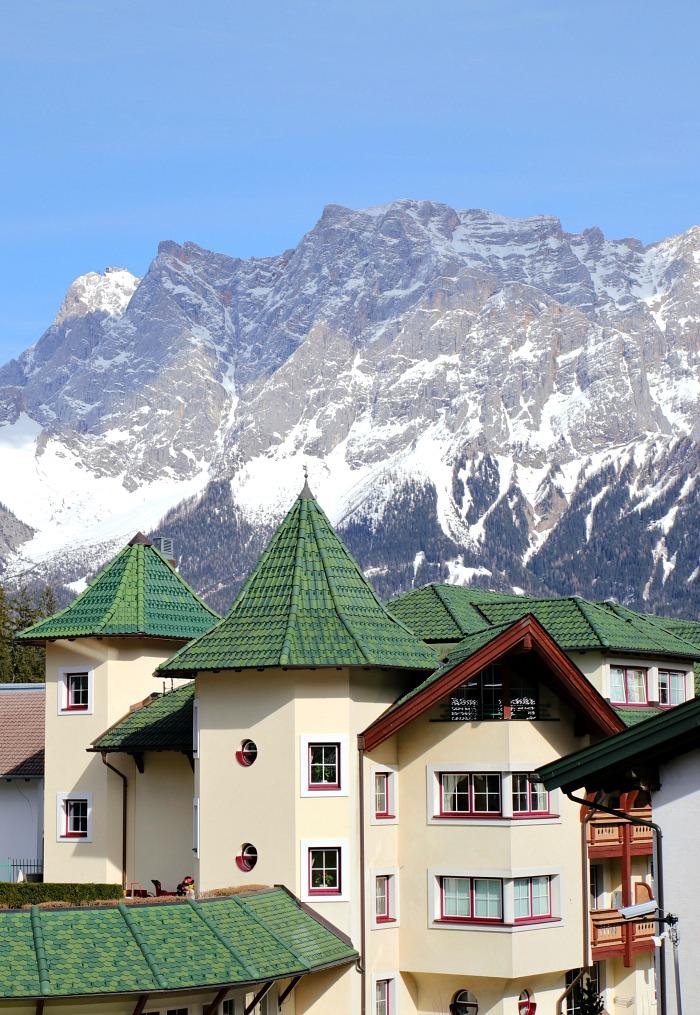 EmmaBee Unterwegs Hotel Alpenrose
