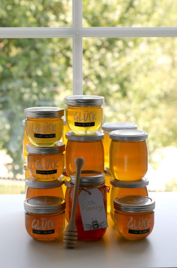 Lieblingsrezepte mit Honig