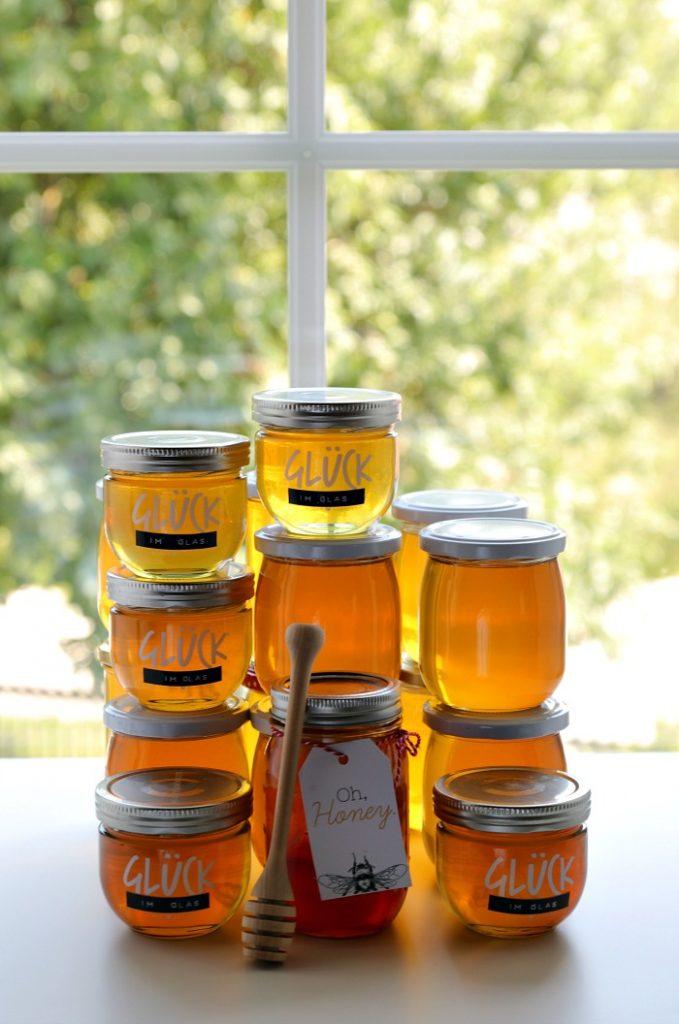 {Rezept} Meine 5 Lieblingsrezepte mit Honig