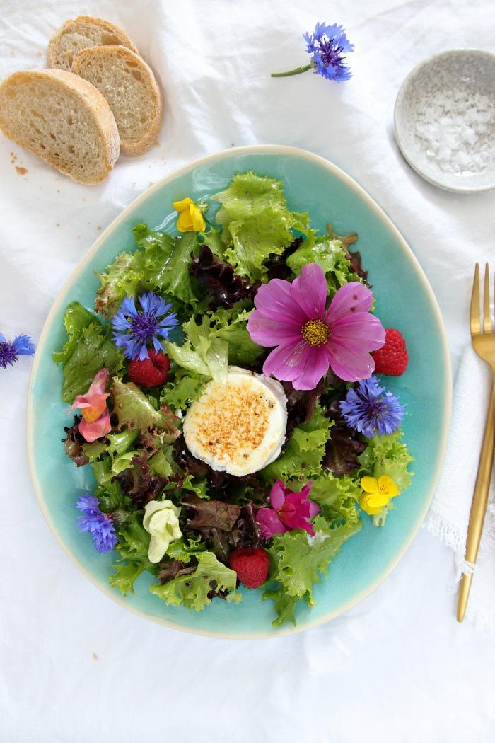 {Rezept} Essbare Blüten zum Sommer-Festhalten