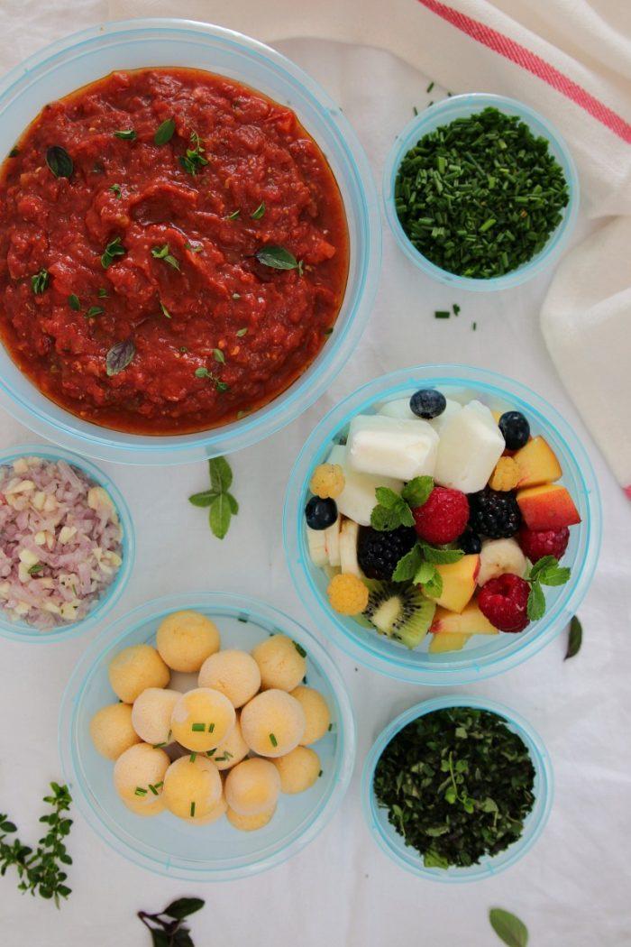 {Rezept} 3 Lieblingsrezepte und meine besten Meal-Prep Tipps für den Alltag Enthält Werbung