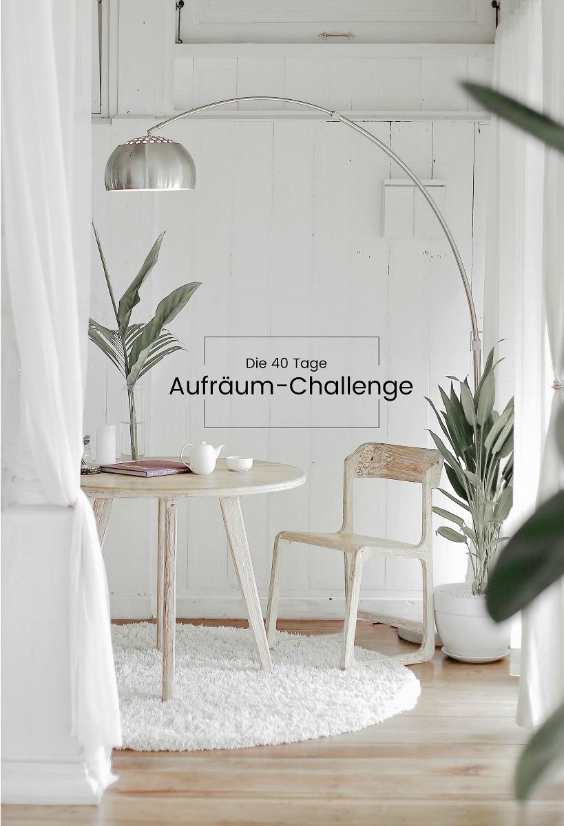 Aufräum-Challenge