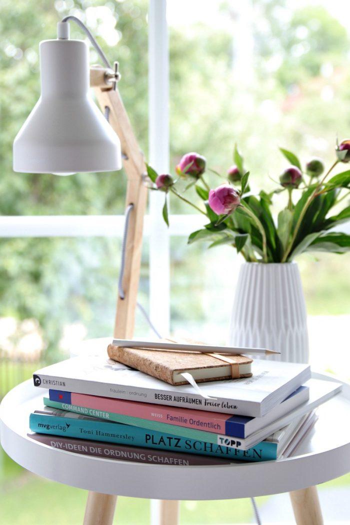 {Leben} Die besten Bücher rund ums Ordnen und Aufräumen enthält Werbung/Partnerlinks
