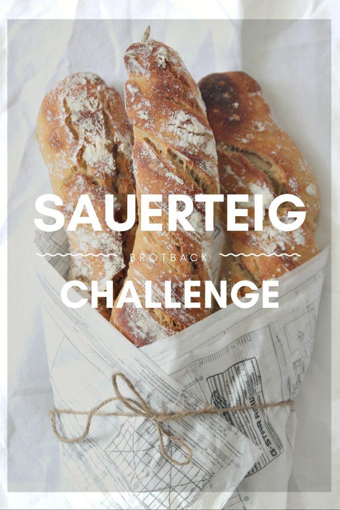 {Rezept} Sauerteigbrot-Challenge: In wenigen Tagen zum perfekten Sauerteigbrot enthält Werbung / Partnerlinks