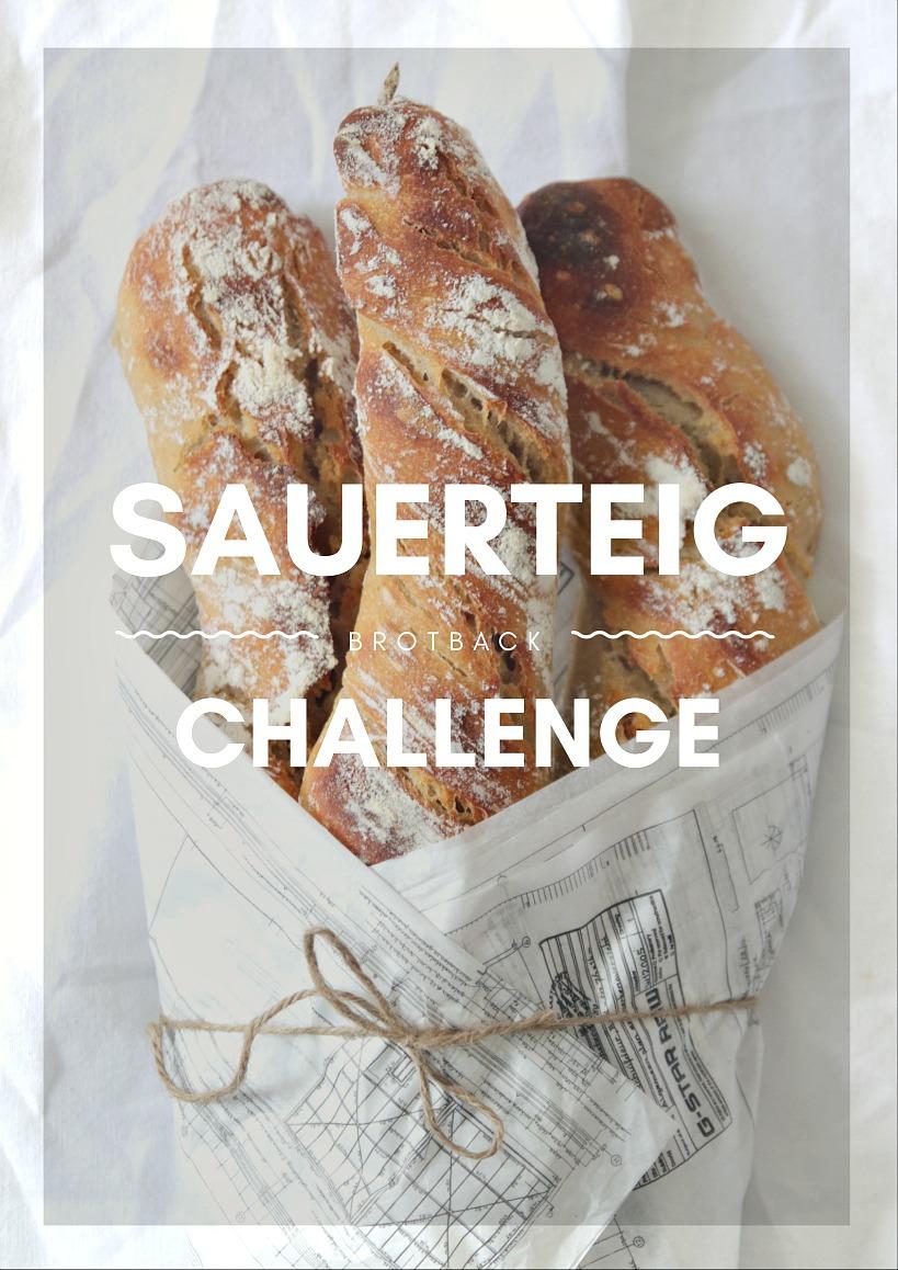 Sauerteigbrot-Challenge