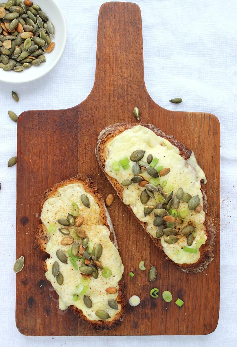 Raclette-Brot