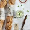 Heute teile ich ein Lieblingsrezept: Kräuterbutter mit Feta-Käse!